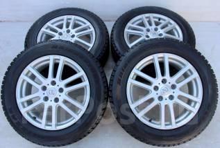 Колёса с шинами =Nissan= R17! 2011 год! Протектор 9мм! (№ 50068). 7.0x17 5x114.30 ET45