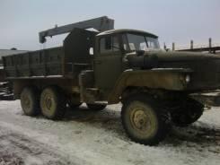 Урал. Продам а/м с КМУ, 14 000 куб. см., 7 000 кг.