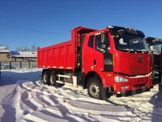 FAW J6. Самосвал 6x4, 8 600 куб. см., 25 000 кг.