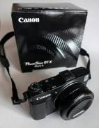 Canon PowerShot G1 X Mark II. 10 - 14.9 Мп, зум: 5х