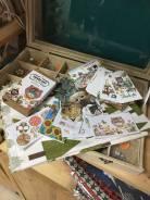 Набор карточек с Котиками для хендмейд работ