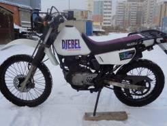 Suzuki Djebel 200. 125 куб. см., исправен, птс, без пробега