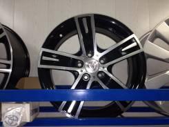 NZ Wheels F-16. 6.5x16, 5x105.00, ET39, ЦО 56,6мм.