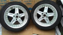Пара колес Rays CV Pro 17'' 8.5jj 4*114.3 +235/45R17 2шт. 8.5x17 4x114.30 ET38