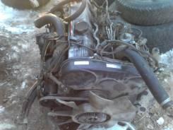Двигатель в сборе. Mitsubishi Delica, P25W, P35W Двигатель 4D56