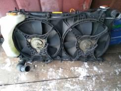 Радиатор охлаждения двигателя. Subaru Impreza WRX, GC8 Subaru Forester, SF5, SF9 Subaru Impreza WRX STI, GC8 Subaru Impreza, GC6, GC4, GC2, GC1, GC8