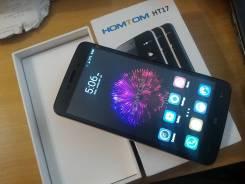Homtom. Новый, Желтый, Золотой, 4G LTE, Dual-SIM