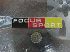 Эмблема. Ford Focus