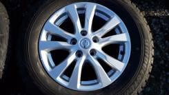 Nissan. 7.0x16, 5x114.30, ET50, ЦО 73,0мм.