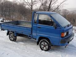 Toyota Lite Ace. Продам грузовик litace 4wd, 2 000 куб. см., 1 000 кг.