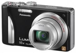 Panasonic Lumix DMC-TZ25. 10 - 14.9 Мп, зум: 5х