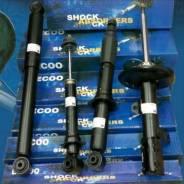 Амортизатор. Nissan Terrano, TR50, LR50, LUR50, PR50, LVR50, RR50 Nissan Terrano Regulus, JLUR50, JLR50, JRR50 Двигатели: QD32TI, TD27TI, VG33E
