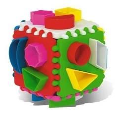 Кубики.