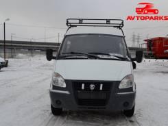 ГАЗ Газель Бизнес. Цельнометаллический фургон газель Бизнес 2014 года, 2 890 куб. см., 1 350 кг.