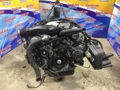 Двигатель. Toyota Crown Majesta, UZS171 Двигатель 1UZFE