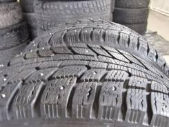 Michelin X-Ice North. Зимние, шипованные, износ: 5%, 2 шт
