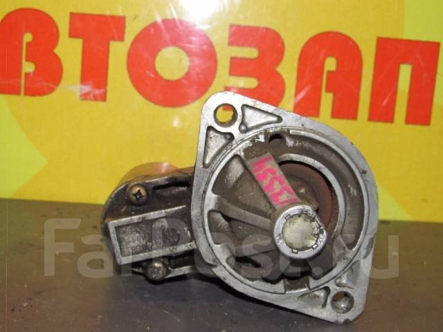 стартер на митсубиси мираж двигатель 4 g91