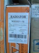 Радиатор охлаждения двигателя. Nissan: Bluebird Sylphy, Sunny, Primera, AD, Almera, Wingroad Двигатели: QG18DE, QG18DD, QG15DE, QG18DEN, QG13DE. Под з...