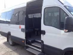 Iveco Daily. Автобус , 3 000 куб. см., 27 мест