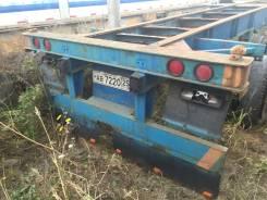 ABG. Продам прицеп контейнеровоз, 1 000 кг.