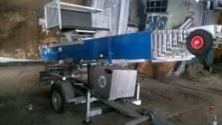 Bocker, 2011. Грузовой трейлер подъемник Bocker Junior HD 24/0-7, 24 м.