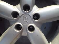 Продам колеса 4 штуки, шины Nokian Nordman зимние шипованные на дисках. x17