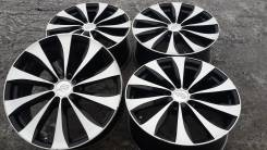 RAYS Black Fleet Sinclair. 8.0x19, 5x114.30, ET38, ЦО 73,0 мм.