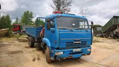 Камаз 65117. с КМУ Fassi F110A.022, 2010 г. в., 11 760 куб. см., 8 000 кг.
