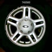Ford. 7.0x16, 5x114.30, ET12, ЦО 70,5мм.