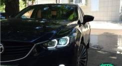 Фара. Mazda Mazda6