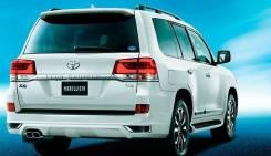 Обвес кузова аэродинамический. Toyota Land Cruiser Toyota Land Cruiser Prado. Под заказ