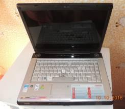 "Toshiba Satellite A200. 15.4"", 1,8ГГц, ОЗУ 3072 Мб, диск 160 Гб, WiFi, Bluetooth"