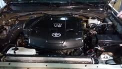 Защита двигателя. Toyota Land Cruiser Prado, GRJ120 Двигатель 1GRFE