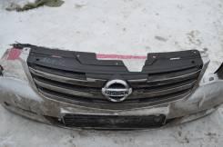 Решетка радиатора. Nissan Almera, G11