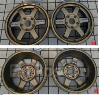 RAYS VOLK RACING. 6.5x15, 5x114.30, ET45. Под заказ
