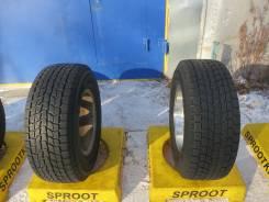 Dunlop Grandtrek SJ6. Всесезонные, износ: 20%, 2 шт