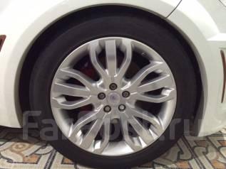 Новые шины Continental на новых дисках, для Range Rover Sport 2015 г. 9.5x21 5x120.00 ET53 ЦО 72,6мм.