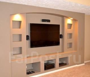 Выполним ремонт квартир любой сложности, от качественной косметики до