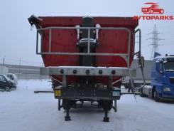 Kassbohrer. Полуприцеп самосвальный DL, 30 460 кг.