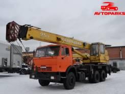 Галичанин КС-55713-4. Автокран Галичанин кс-55-713 на шасси Камаз 55111, 11 850 куб. см., 21 000 кг., 12 м.