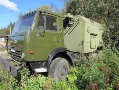 Камаз 43101. Военный КамАЗ 43101 КУНГ, 2 200 куб. см., 1 000 кг.