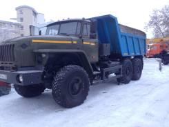Урал. Самосвал УРАЛ 58312 А, 11 150 куб. см., 10 000 кг.