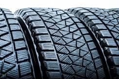 Bridgestone Blizzak DM-V2. Зимние, без шипов, 2015 год, износ: 10%, 4 шт