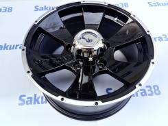 Sakura Wheels. 7.0x16, 5x139.70, ET10, ЦО 108,0мм.