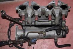 Коллектор впускной. Nissan Sunny, FB15 Nissan AD, WFY11 Nissan Wingroad, WFY11 Двигатель QG15DE