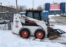 Bobcat S175. Мини погрузчик Forway WS, 800 кг.