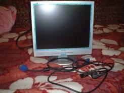 "Philips 170S. 17"" (43 см), технология LCD (ЖК)"