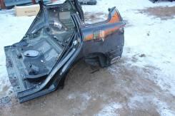 Задняя часть автомобиля. Toyota Corolla Fielder