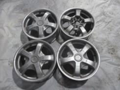Bridgestone Alpha. 6.0x14, 5x100.00, 5x114.30, ET43