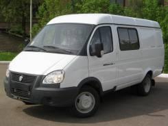 """ГАЗ 2705. """"ГАЗель"""", грузопассажирская, 7 местная, 2 900 куб. см., 950 кг."""